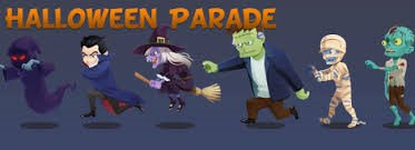 Columbia School Halloween Parade - October 31 at 1:10 pm