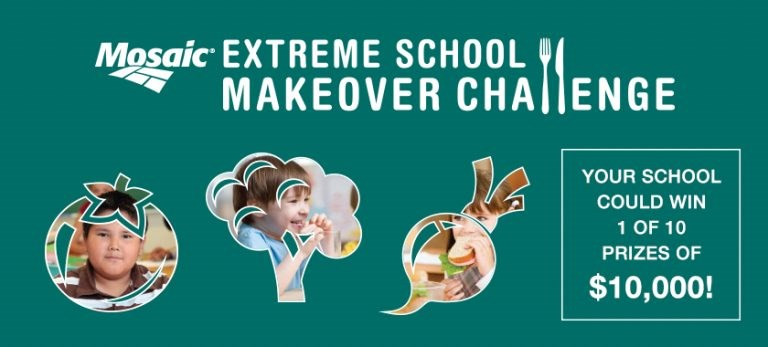 Mosaic Extreme School Makeover Challenge