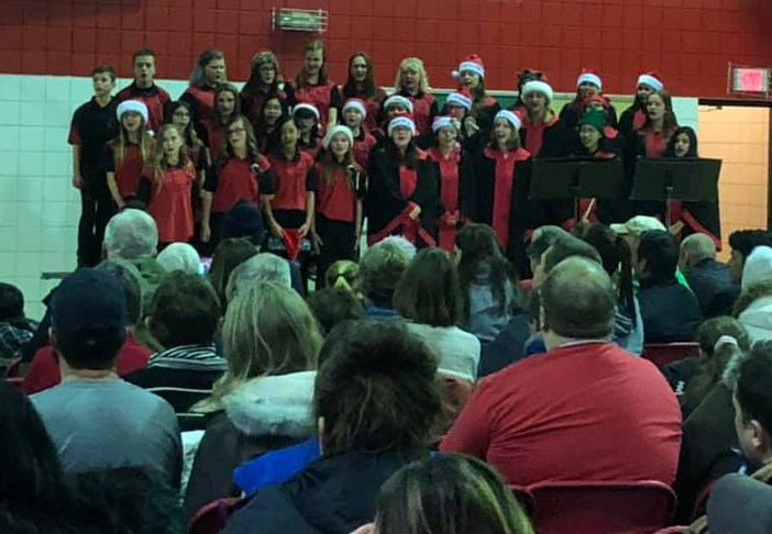Band and Choir Christmas Concert - Christmas 2019