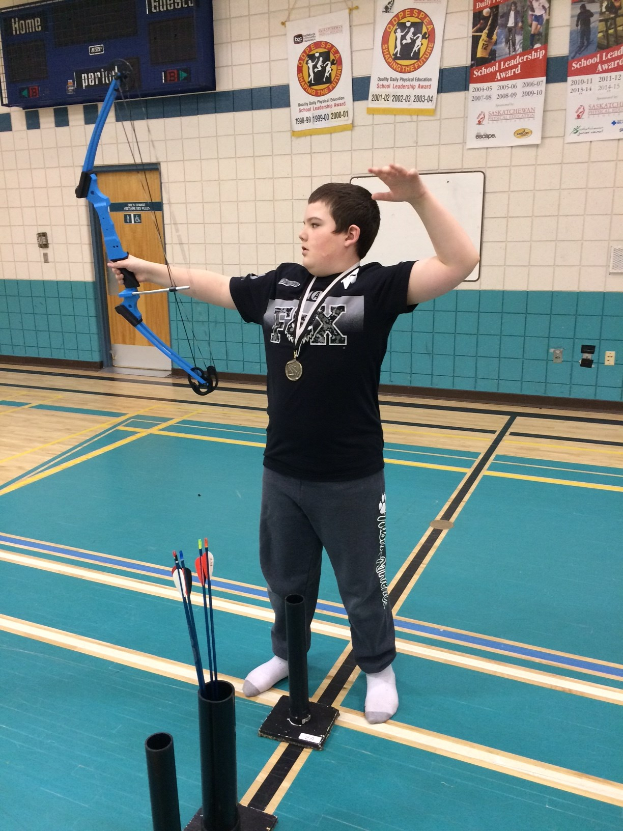 Student Clubs: Archery