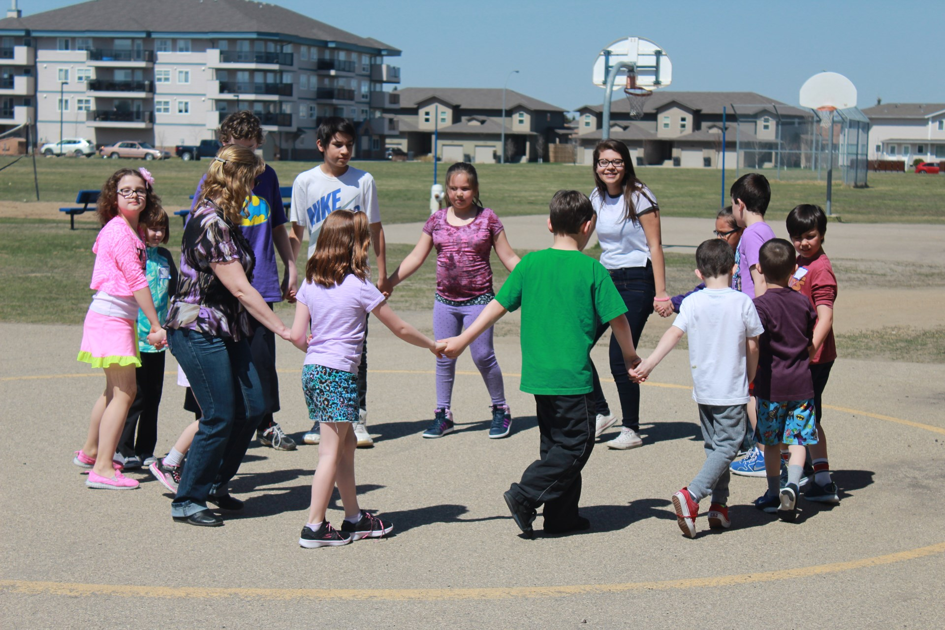 Student Learning: Round Dance