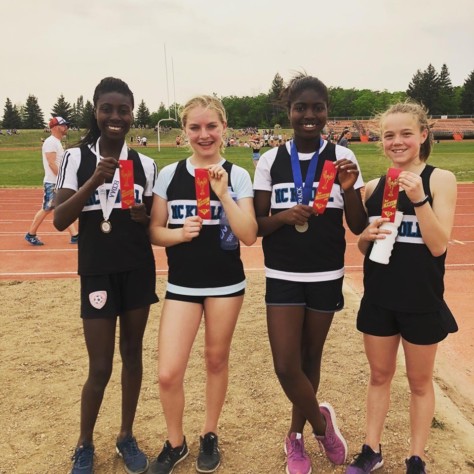 Student Athletics: Track and Field