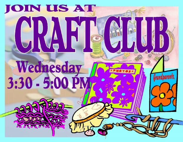 CRAFT CLUB