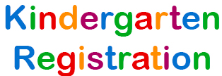 It's Time to Register for Kindergarten