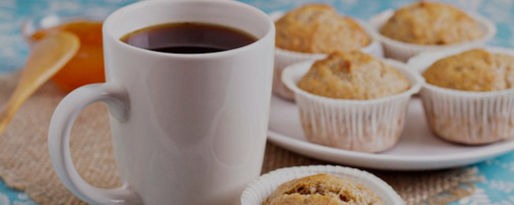 Welcome Back with Mugs & Muffins