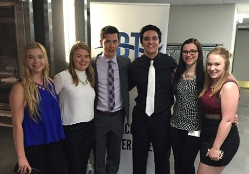 YRHS at Sask Business Case Competition