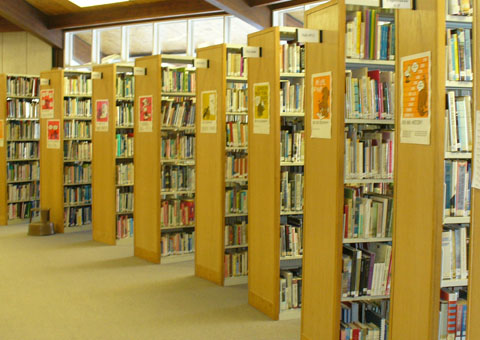 8.Circulating Collection. The non-fiction collection follows the Dewey  Decimal System, and contains a reference section (REF), oversize book  collection (LB) ...