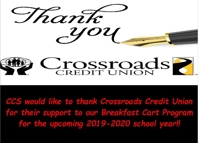 Crossroads thank you.JPG