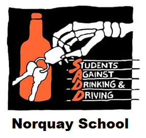 Students Driving Norquay School Drinking - Against And